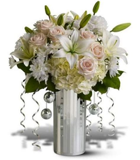 flower arrangement ideas new year ring in the new year albuquerque florist