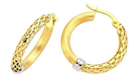 21 wonderful gold earrings for designs playzoa