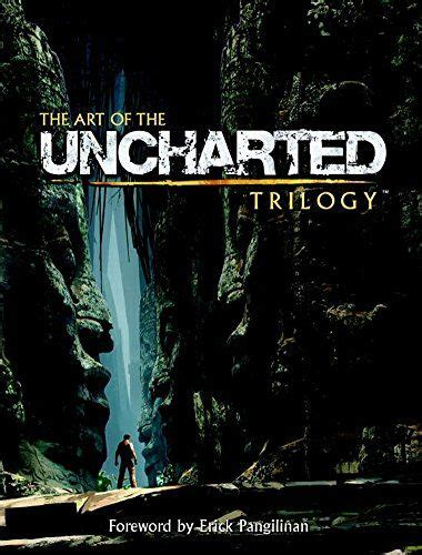 the art of the uncharted trilogy by naughty dog http www amazon com dp 1616554878 ref cm sw r