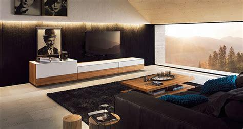 Wohnzimmer Team 7 by Team 7 Cubus Wohnwand Home Entertainment Wohnw 228 Nde