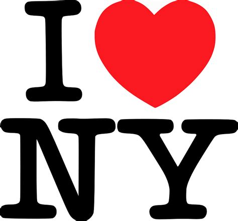 I Heart New York | i love ny text heart new 183 free vector graphic on pixabay