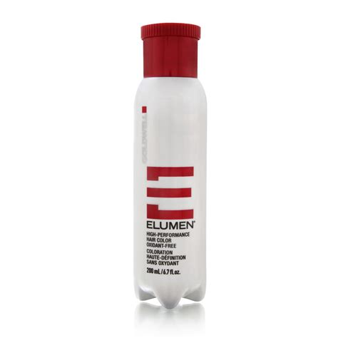 goldwell elumen hair color high performance haircolor goldwell elumen high performance haircolor oxidant free