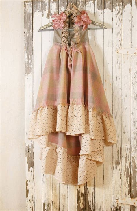 Dress Shaby shabby chic clothes shabby chic halter dress in pastel