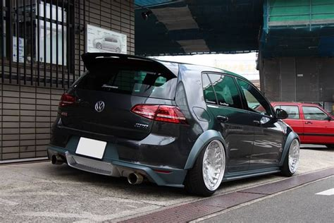 Auto R Tuning Bodykits by Voomeran Bodykit Vw Golf Mk7 Tuning Photo Vw Tr 228 Ume