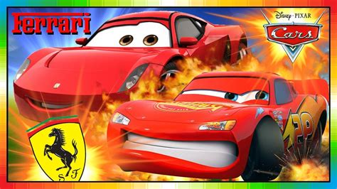 film cars 3 full cars movie cars full movie ferrari giovanni