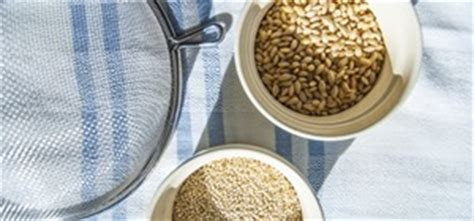 kitchen sink clogged with flour prevent kitchen spills with this diy resealable grain