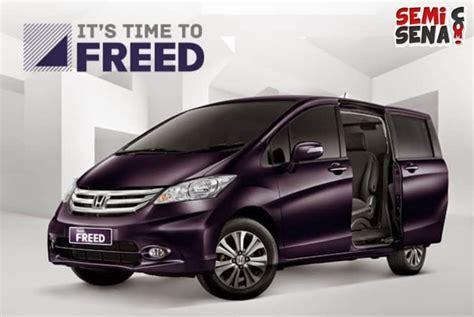 Tv Mobil Untuk Honda Freed harga honda freed 2017 review spesifikasi gambar