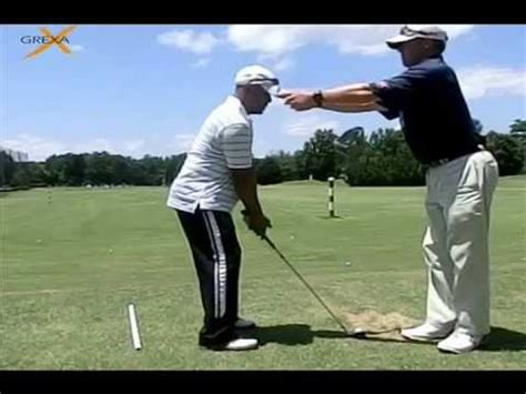 golf swing instruction youtube maintain your posture in your golf swing grexa golf