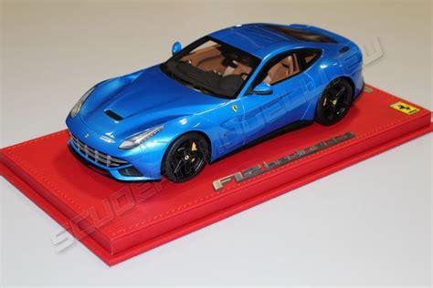 Ferrari Berlinetta Blue by Bbr Models 2012 Ferrari Ferrari F12 Berlinetta Blue