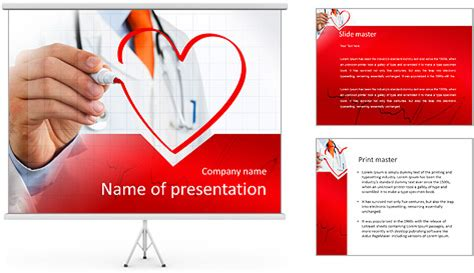 Cardio Doctor Powerpoint Template Backgrounds Id Doctor Who Powerpoint Template