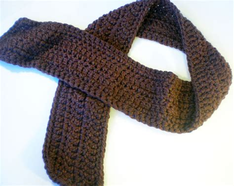sale chunky scarf mens crochet womens by