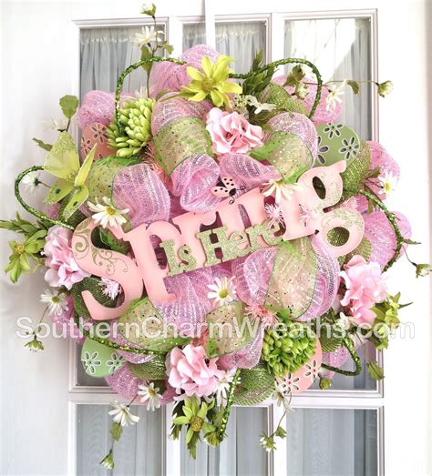 spring wreaths spring summer wreath ideas car interior design