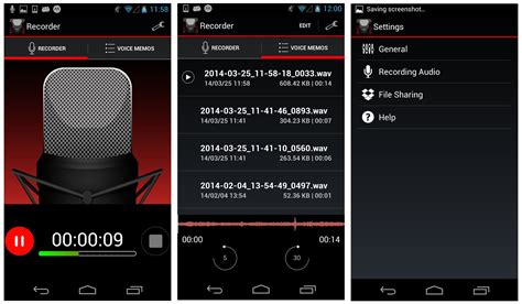 best voice recorder app for android the top 10 best voice recording apps the wire realm