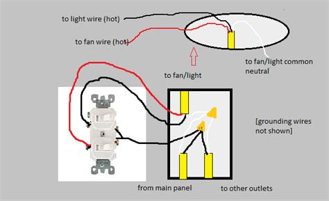 light switch wiring common light switch wiring black