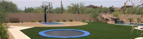The Backyards Blog In Ground Trampolines