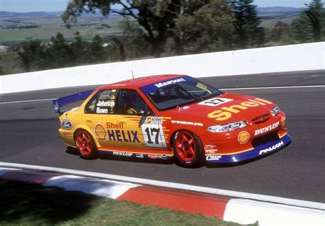 Old V8 Supercars to star at Winton Festival of Speed 10