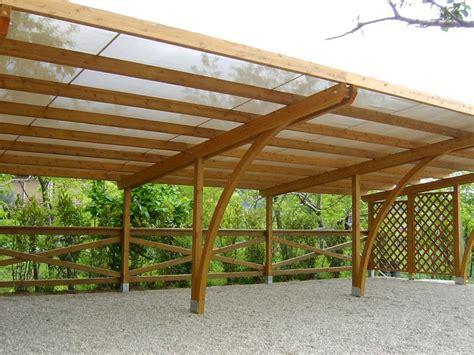 carport box auto legno lamellare prezzi carport verona carport in legno antigrandine