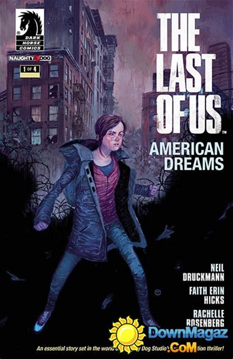 the last american the last of us american dreams 1 to 4 187 download pdf magazines magazines commumity