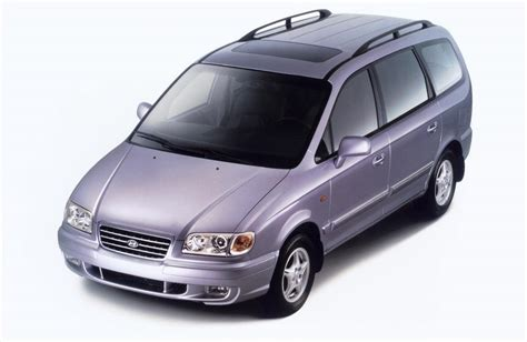 hyundai trajet review hyundai trajet 2000 2007 carzone used car buying guides