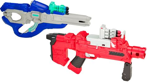 holo blaster these are the boomco halo blasters master chief would