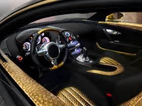 Bugatti Veyron Inside Mansory Bugatti Veyron Linea Vincero D Oro 2010 Interior