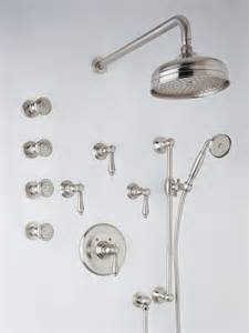 rohl country thermostatic kit shower trim traditional