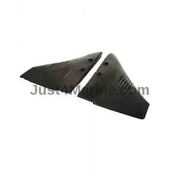hydrofoil fins for boats hydrofoil stabiliser fins for outboard engines 60 to 200 hp