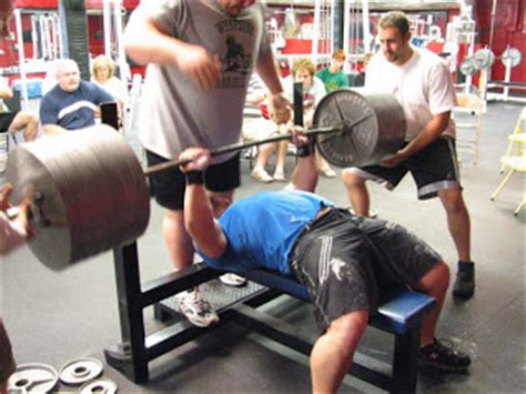 what is the bench press world record strength sports