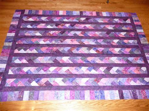Braid Quilting by Creativity Quilts Purple Braids Quilts Purple Braid