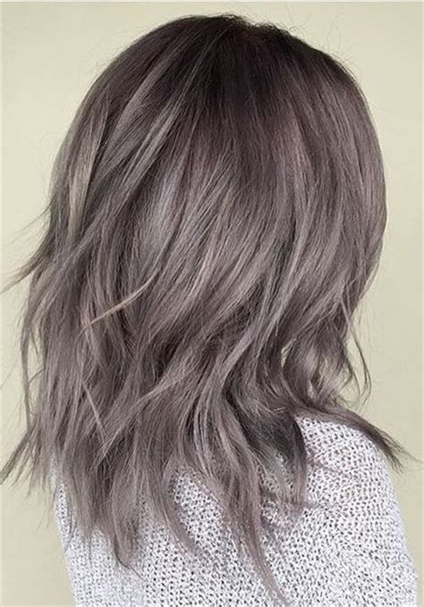 options for brunette greying hair 25 best ideas about grey brown hair on pinterest ash