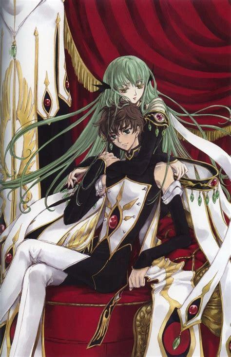 C Anime Ending by Suzaku Y C C Anime Code Geass Por Cl Me Gusta