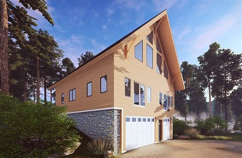 our timber frame house plans living for