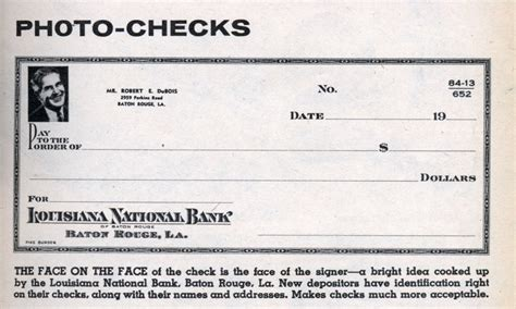 A Check Background Check Photo Checks Modern Mechanix