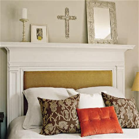 diy mantel headboard little lovables mantel diy headboard