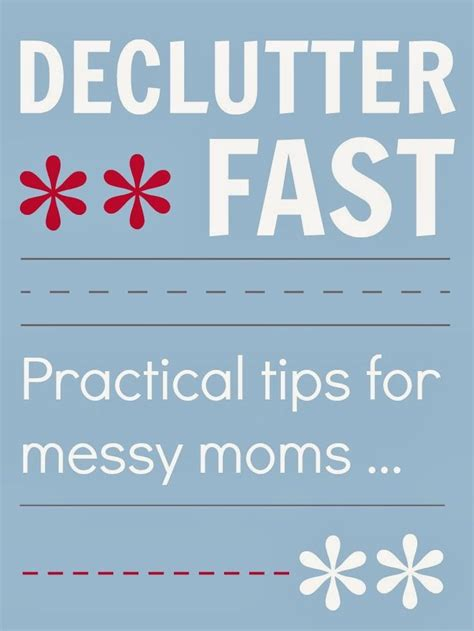 house cleaning tips how to clean and declutter your home how to declutter fast practical tips for messy moms from