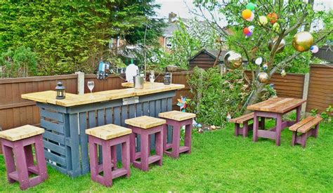 The Garden Table by Diy Pallet Furniture Ideas 40 Projects That You T Seen