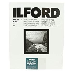 The Pantry Ilford by Ilford B W Paper 8x10 Multigrade Iv 100 Pack