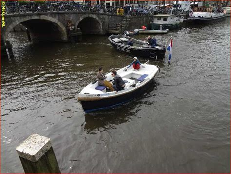 bootje plezier bootjes in amsterdam