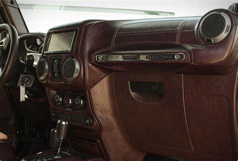starwood motors jeep interior jeep wrangler nighthawk by starwood motors