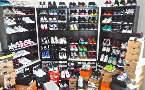 sneaker collector how many sneakers do you in your collection