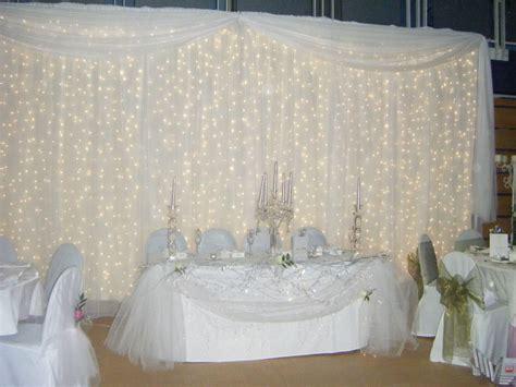 curtain lights for wedding backdrop wedding drapery with lights curtain lights wedding
