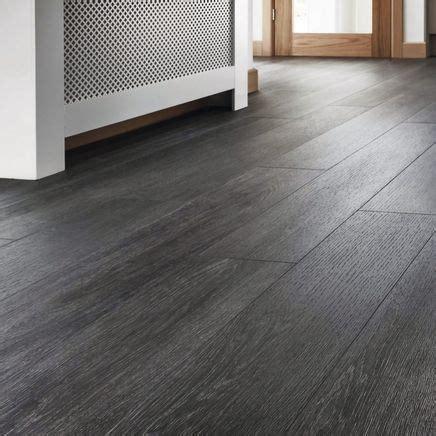 quickstep livyn silk oak dark grey vinyl flooring grey