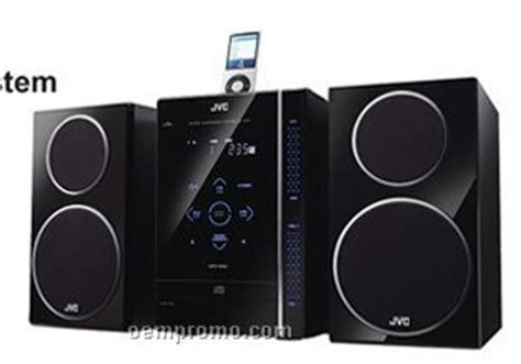 Jvc 2007 Ux Dm9db Micro System With Ipod Playback And 1gb Flash Memory by Jvc Cd Micro Component System With Motion Sensor China
