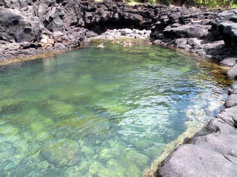 bathtubs hawaii queens bath kauai get the scoop on kauai beaches kauaibeachscoop com