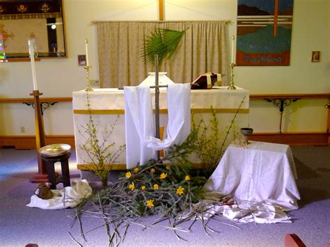 easter sunday service decorations easter celebrations at st margaret s anglican church