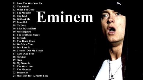eminem best eminem best of collection eminem greatest hits all time