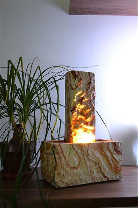 tischbrunnen von hinger home design