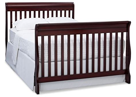Delta Canton 4 In 1 Convertible Crib Espresso Cherry Delta Children Canton 4 In 1 Convertible Crib Espresso Cherry