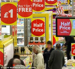 printable vouchers uk supermarket supermarkets are cheating shoppers with bogus special