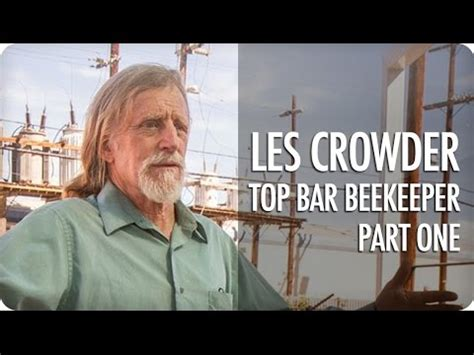 top bar beekeeping les crowder top bar beekeeping les crowder interview part 1